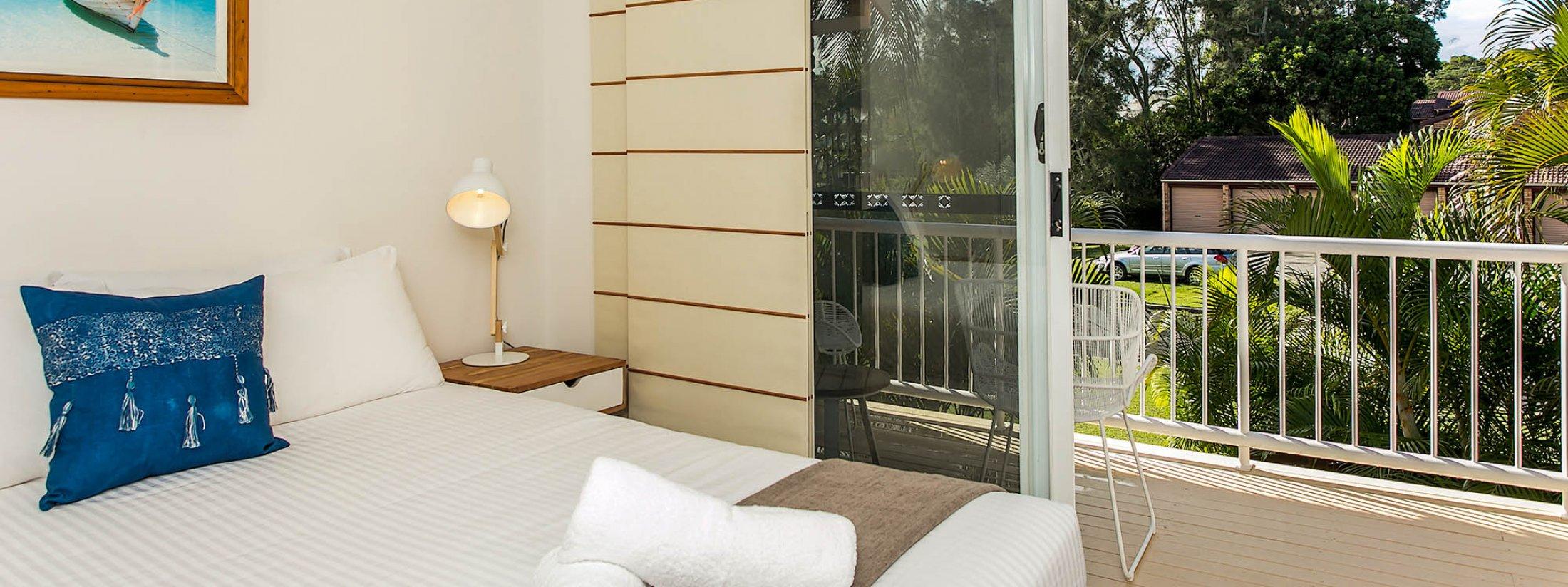 Tradewinds 4 - Clarkes Beach - Bedroom 2b