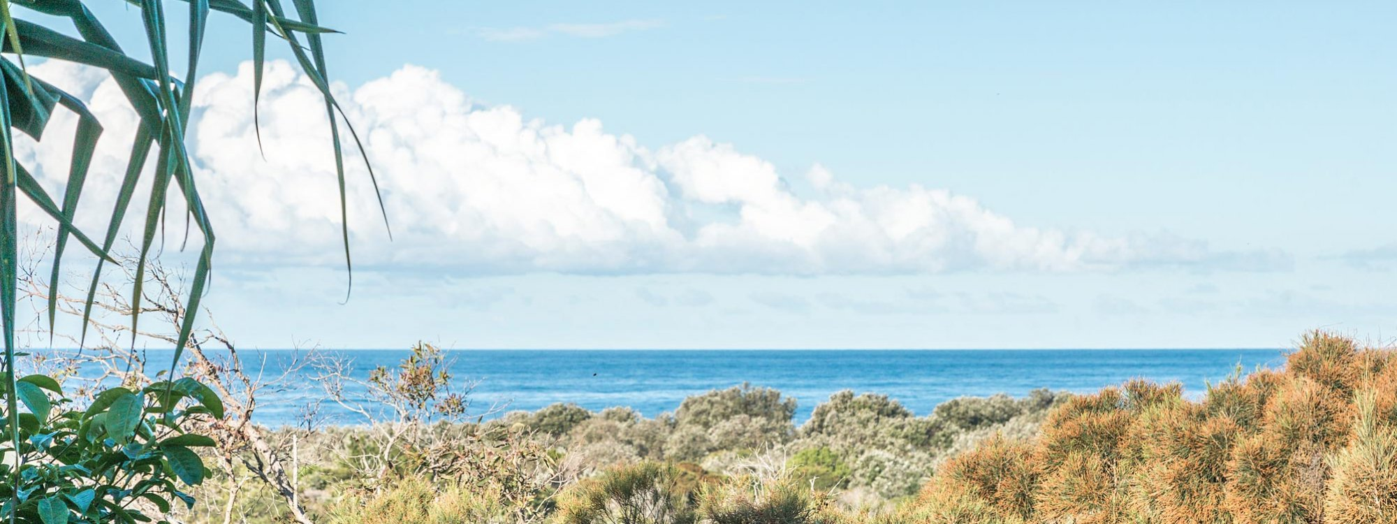 Vue From Here - Byron Bay - Balcony View a