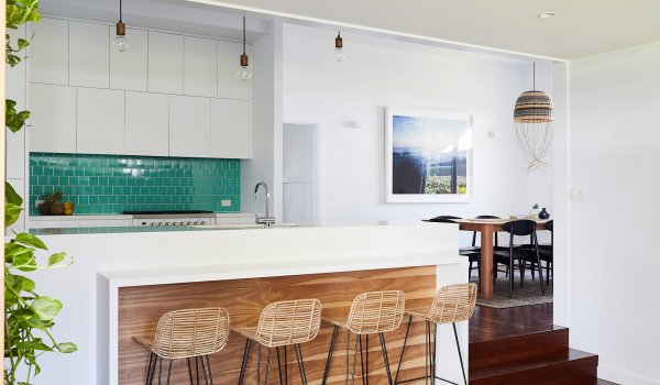 Belletide - Byron Bay - Kitchen & breakfast bar