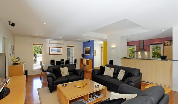 Abode at Byron - Living Room