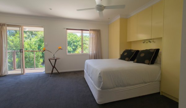 Akai Hana Villa - Bedroom