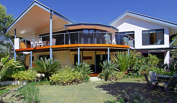 Byron Beachside Oasis - Exterior Details