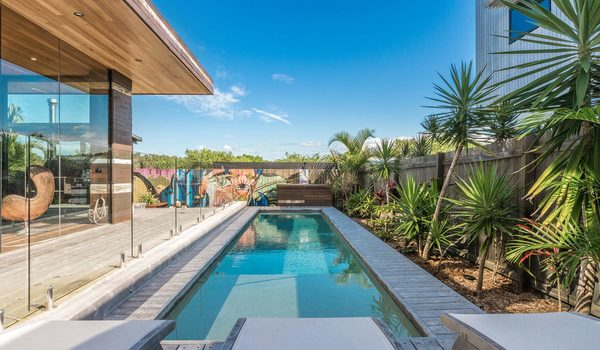 Beach Box - Byron Bay - Pool
