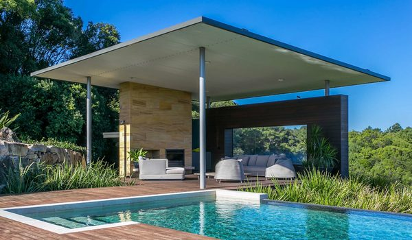 Callistemon View - Byron Bay Hinterland - Federal - Pool and cabana
