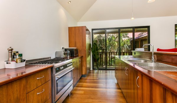 Casa Dan - Kitchen