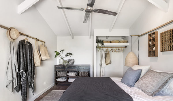Eastern Rise Studio - Byron Bay Hinterland - Bedroom2 - 1a