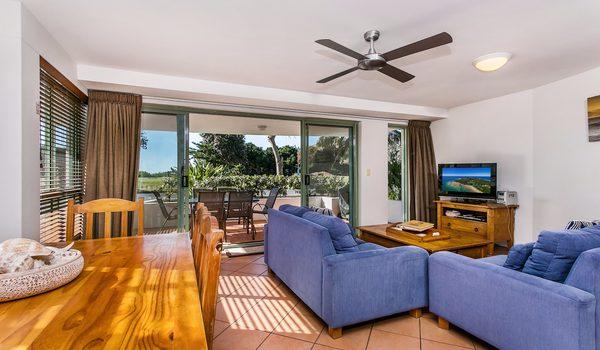 Apartment 1 Surfside - Interior Details