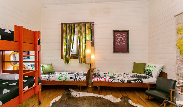 Bangalow Bungalow - Twin Bedroom & Bunk Beds