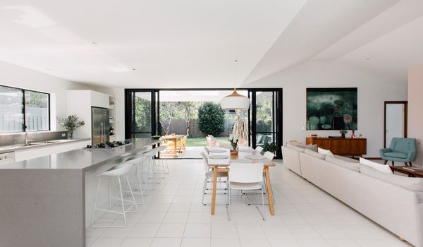 Beachside House - Kitchen & Dining