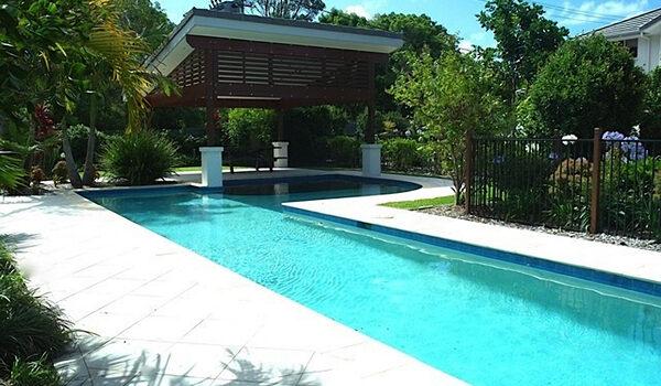 At Driftaway - Pool Area