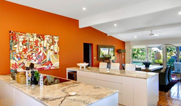 Byron Highlander Villa - Interior Details