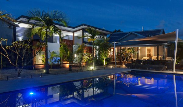 Byron Highlander Villa - Swimming Pool