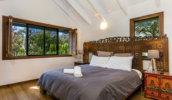 Tuckeroo Beach House - Suffolk Park - Bedroom 2